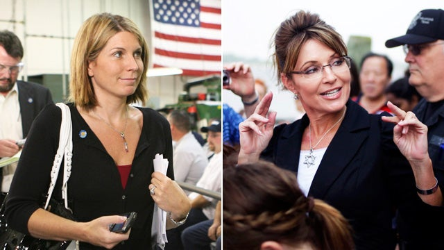 Guess Who Palin's Ex-Handler Bases Her Novel's 'Mentally Ill' Politician On?