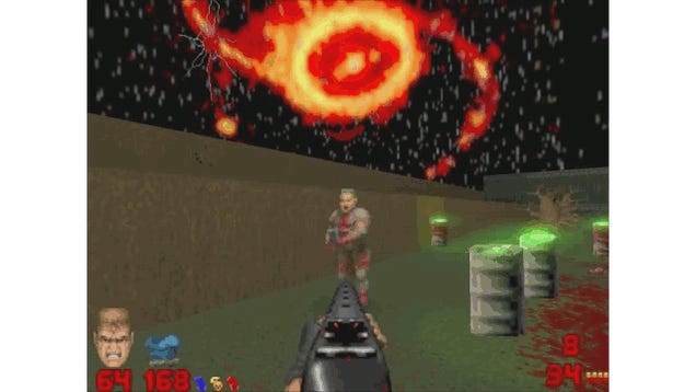 Brutal Doom is—Surprise—Getting More Brutal