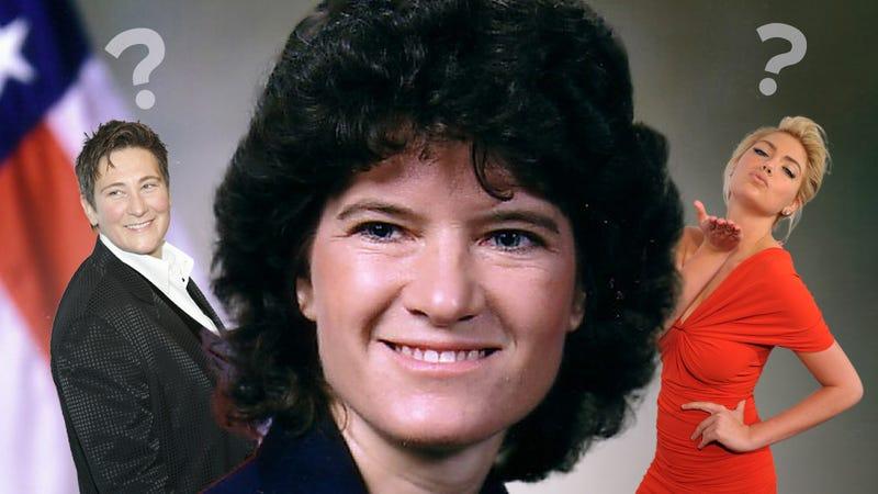 Gay or Not Gay? Sally Ride