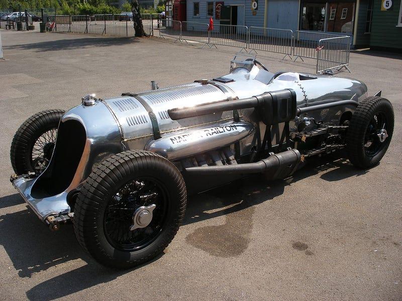 1932 Naipier-Railton Brooklands