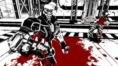 You Can Play Madworld, The Conduit At Comic-Con