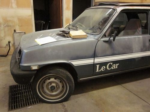 French Car Lunacy In Secret Colorado Warehouse