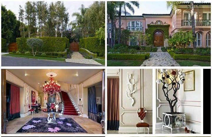 Christina Aguilera's Nut House
