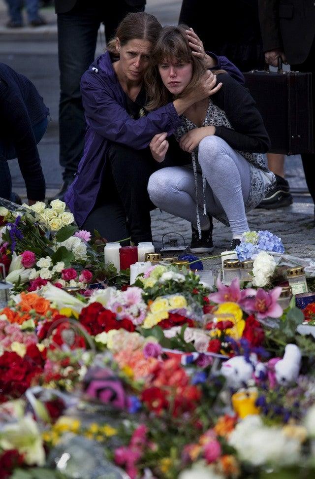 Norway Terrorist Deeply Upset by Sluts