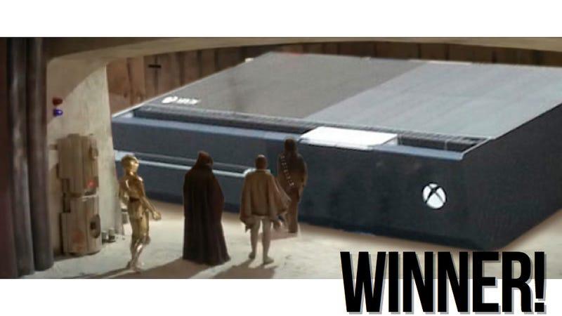 Kotaku 'Shop Contest: One Big-Ass Xbox: the Winners
