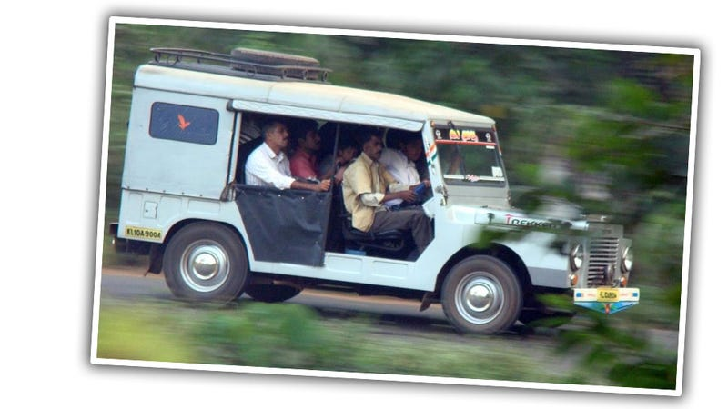 Cars Of Which You May Not Know: Hindustan Trekker