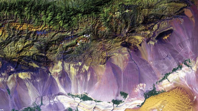Ten Pictures That Make Earth Look Like Art