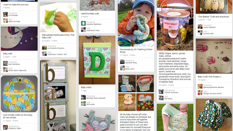 Pinterest Insecurity: 42% of Moms Report Mason Jar Stress Dreams
