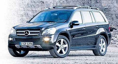 Dan Neil Likes but not in Love with the Mercedes-Benz GL320 CDI