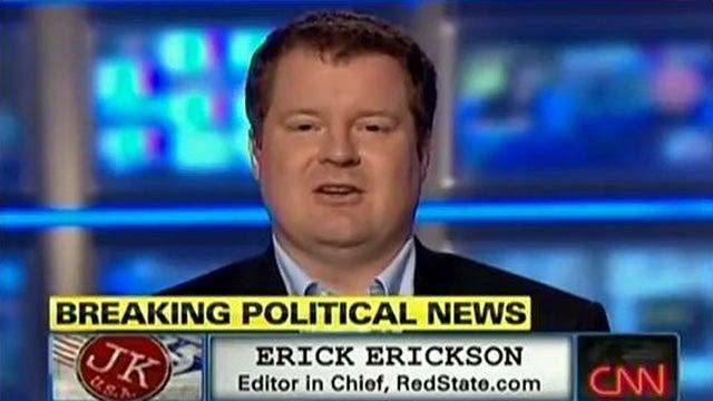 CNN Talking Head Erick Erickson Will Endorse You, For Money