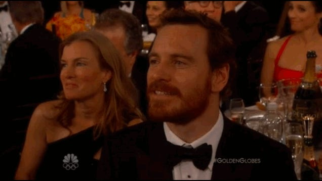 The Best Loser Faces from Last Night's Golden Globes