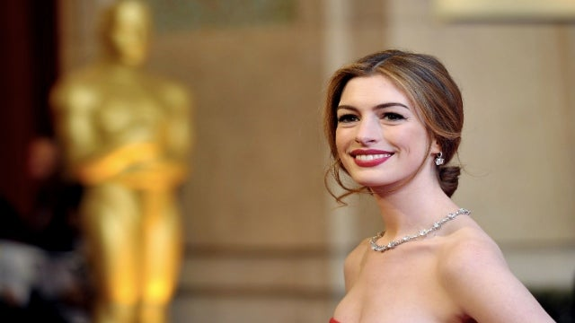 Anne Hathaway Is Pretty Sure She'll Never Host The Oscars Again