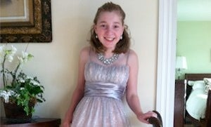 Getting your genome sequenced can improve your life -- just ask this teenage girl