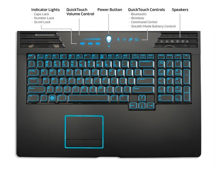 """Alienware """"Fastest Ever"""" 17-Inch Area-51 m17x Gaming Notebook On Sale Right Now"""