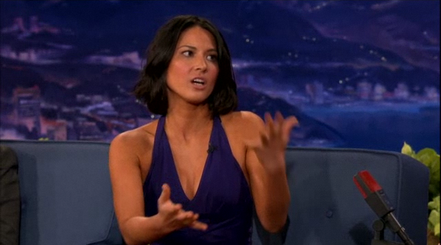 Olivia Munn Knows What Guys Like to Talk About: Balls