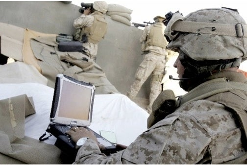 No Social Networking for U.S. Marines