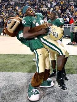 Baylor Is The Big Swinging Bear Dick Of Texas Football