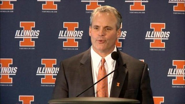 New Illinois Football Coach Using Porridge As Punishment