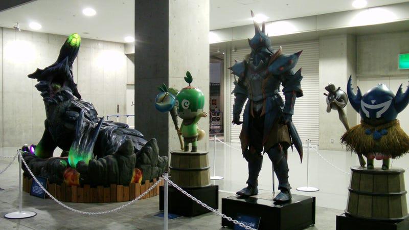 What I Saw at Capcom's Own Gaming Extravaganza