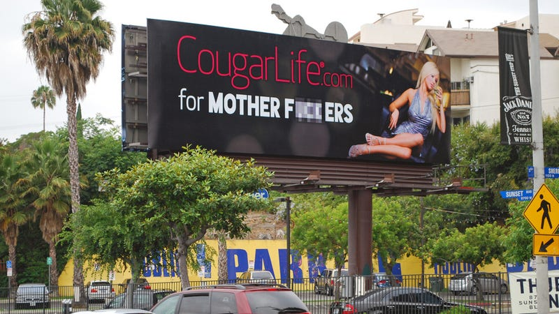 A Cougar Dating Site for Mother Fuckers?