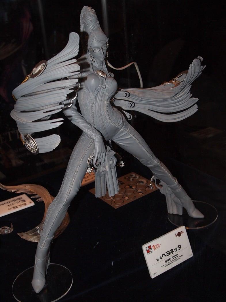 Would You Like A US$500 Bayonetta Statue?