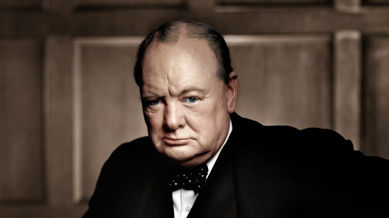 The Remarkable Predictions And Inventions Of Winston Churchill