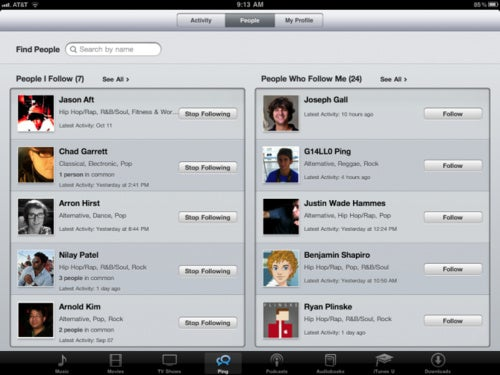 You Can Use Ping On Your iPad Now