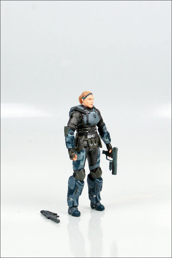 New Halo Toys Feature Retro Master Chief, Cannon Fodder