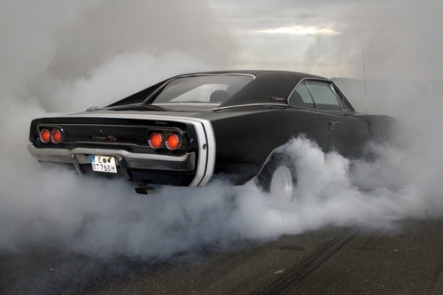 Smoke On The Asphalt, Fire In The Charger