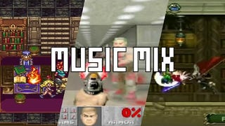 Nineteen Classic Video Game Tunes In One Mellow Mix