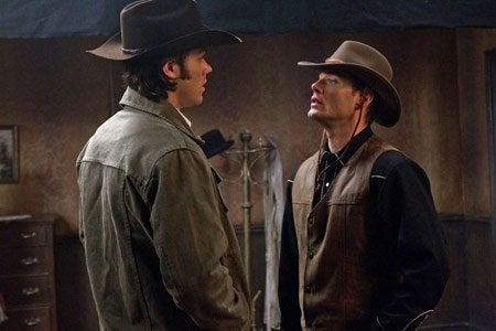 """Supernatural 6x18, """"Frontierland"""" Pictures"""