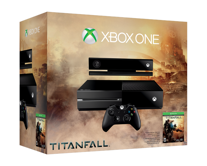 Microsoft Confirms Titanfall-Xbox One Bundle