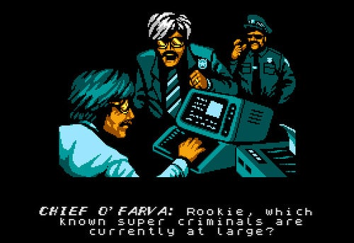 Retro City Rampage Is The GTA The 80s Never Had
