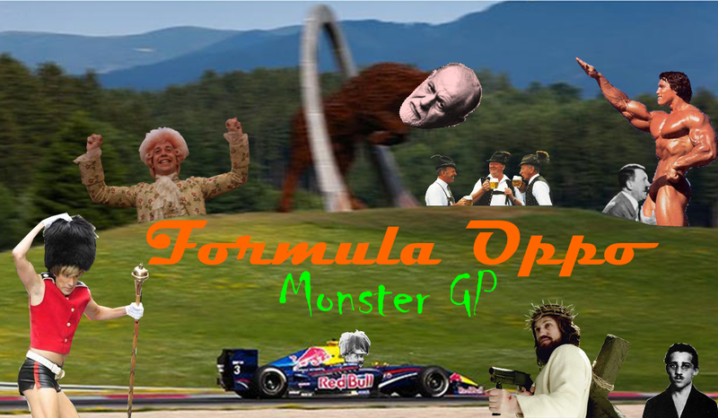 Formula Oppo: The Monster Energy Grand Prix of Australia