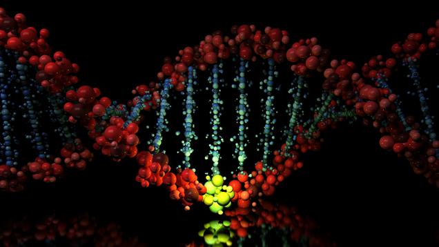 Biotechnology  - Magazine cover