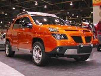 Nice Price Or Crack Pipe: GM Heritage Collection Supercharged Aztek SEMA Car For $24,900?