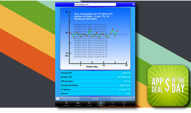 Daily App Deals: Get Net Master HD for iPad for Only 99¢ in Today's App Deals