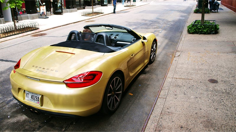 2013 Porsche Boxster S: The Jalopnik Review