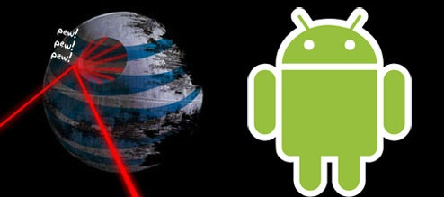 Android Coming to AT&T