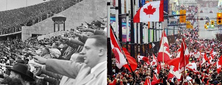 Sportswriter Gil LeBreton Compares Vancouver 2010 To Berlin 1936