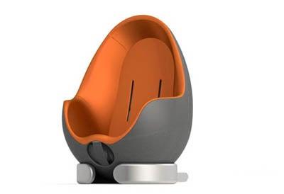 Nestt Futuristic Car Seat Design Makes Us Shed A Tear