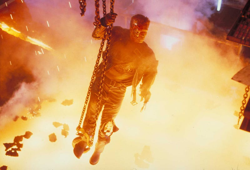 Another Setback for Terminator 5
