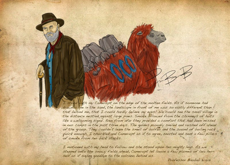 If Charles Darwin Had Studied Pokémon...