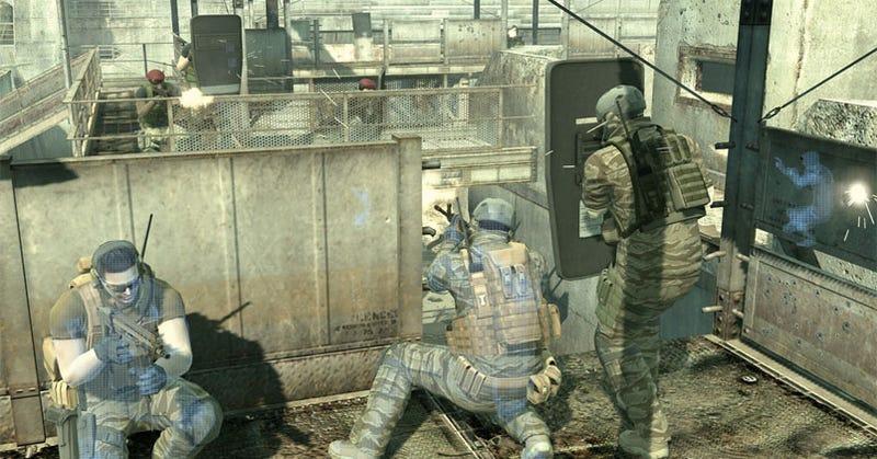 Konami Sneaking Metal Gear Into Arcades?