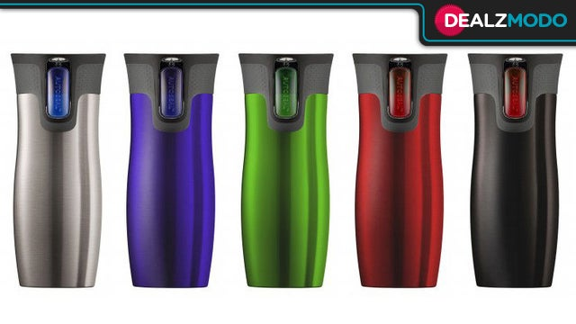 These Leak-Proof Contigo Mugs Are Your Lifechanger Deal of the Day