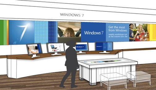 First Microsoft Stores Opening in Arizona, California