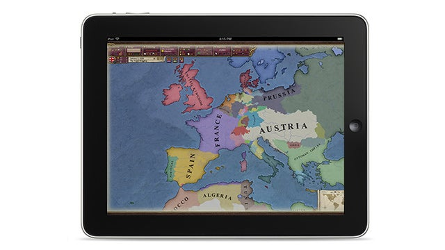 You Might Soon See Paradox's Big PC Games on an iPad (But Probably Not a Console)