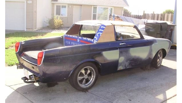 This Is The Ultimate VW Squarechero For A Ron Paul Fanatic