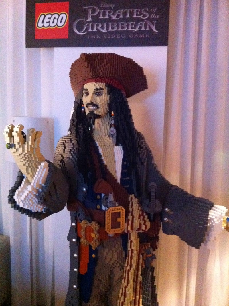 One Ethereal Thing To Get Right About Lego Pirates of the Caribbean