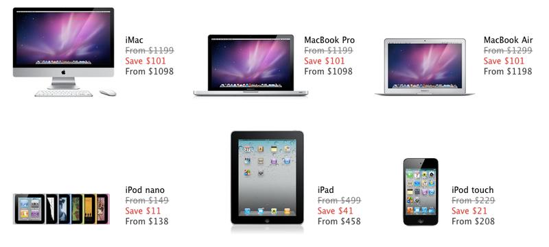 Apple's Black Friday Deals